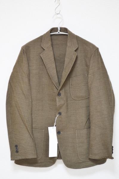2015AW/ ウールリネン3Bジャケット