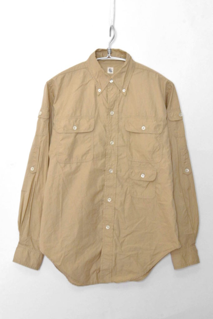 JOURNAL STANDARD別注/JS Bombay Shirt ボンベイシャツ