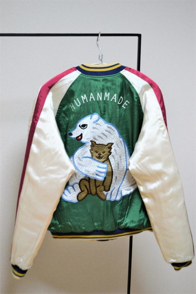 YOKOSUKA JACKET ヨコスカジャケット リバーシブル スカジャンの買取実績画像