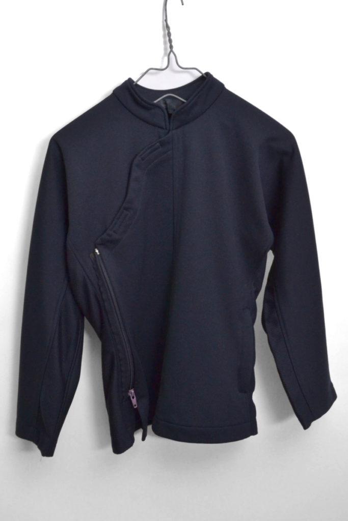 AD2005/ ポリエステルジャージー チャイナジャケット