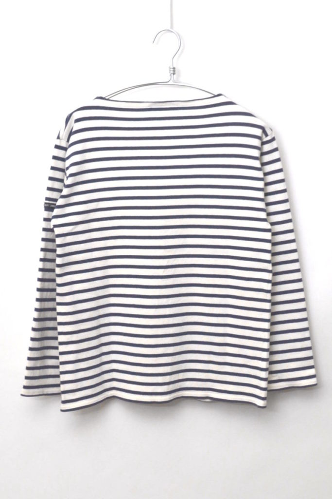 OUESSANT ウエッソン ボーダーボートネック バスクシャツの買取実績画像