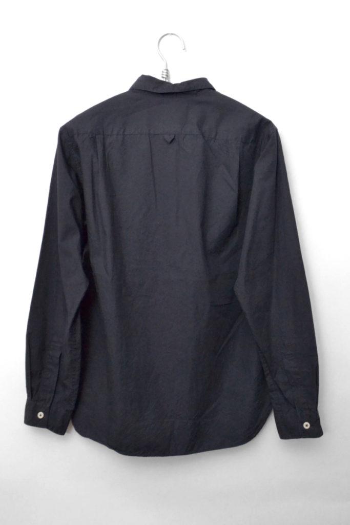 2015/BASIC POPLIN ベーシックポプリン レギュラーカラーシャツの買取実績画像