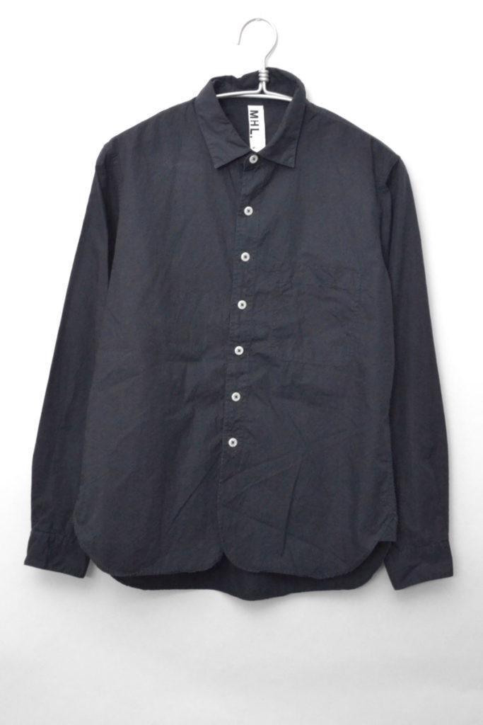 2015/BASIC POPLIN ベーシックポプリン レギュラーカラーシャツ