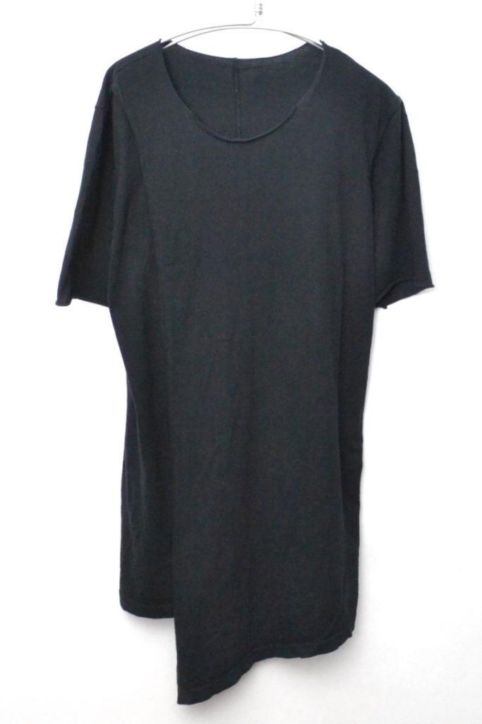 SHADE RAW EDGE LAYERED CUTTSAW レイヤードカットソー Tシャツ
