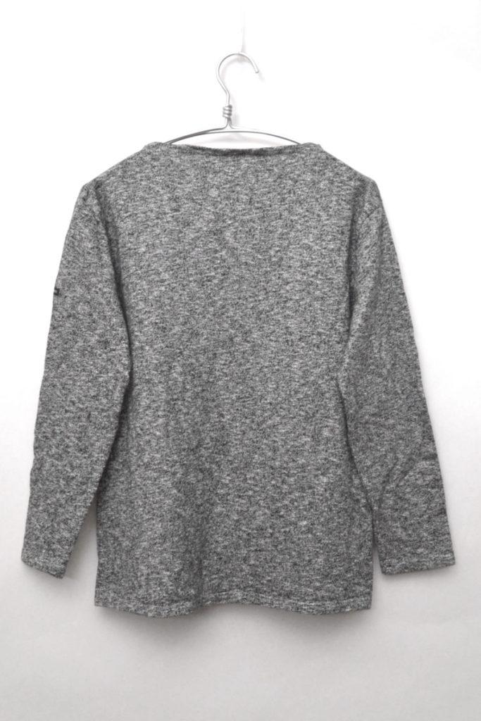 OUESSANT MELANGE ウエッソンメランジ ボートネックバスクシャツの買取実績画像