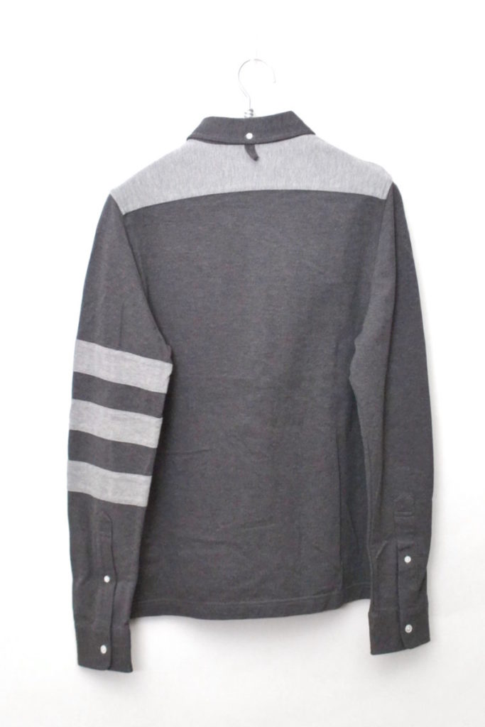 袖ライン ピケプルオーバー BDシャツの買取実績画像