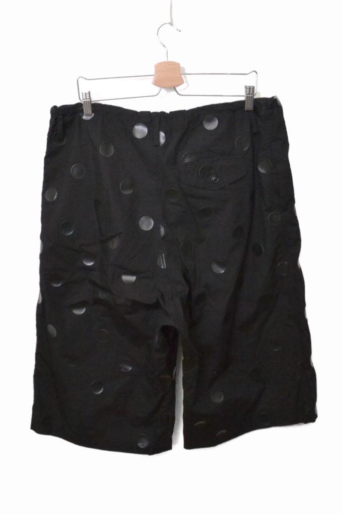 2019SS/ブロード厚盛顔料ドット 7分丈紐パンツの買取実績画像