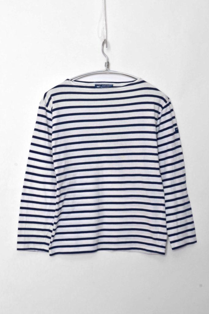 MOALAIX モーレ ボーダーバスクシャツ カットソー