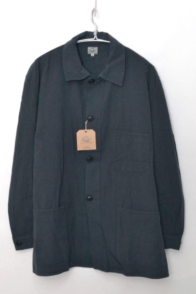 CHAMBRAY FRENCH COVERALL シャンブレー フレンチカバーオール ジャケット