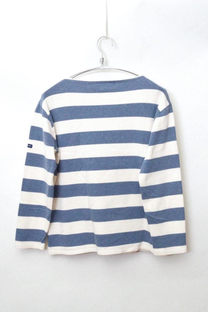 OUESSANT WIDEBORDERウエッソン ワイドボーダーバスクシャツの買取実績画像