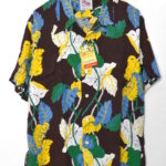 """S/S SPECIAL EDITION """"MONSTERA"""" モンステラ レーヨンアロハシャツ"""