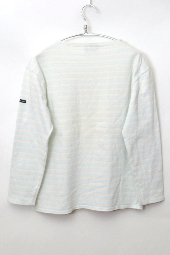 OUESSANT BORDER ウエッソン ボーダーバスクシャツの買取実績画像