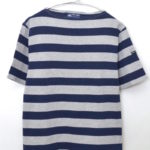 OUESSANT WIDEBORDER S/S ウエッソン ワイドボーダー半袖バスクシャツ カットソー