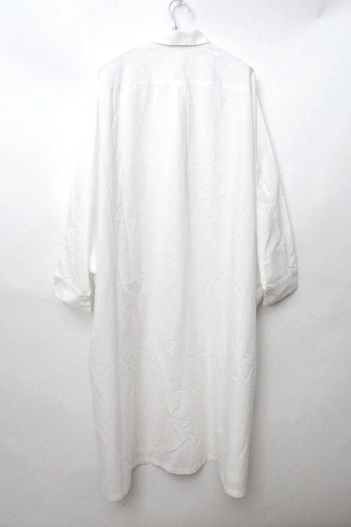 2013SS/コットンオーバーサイズシャツの買取実績画像