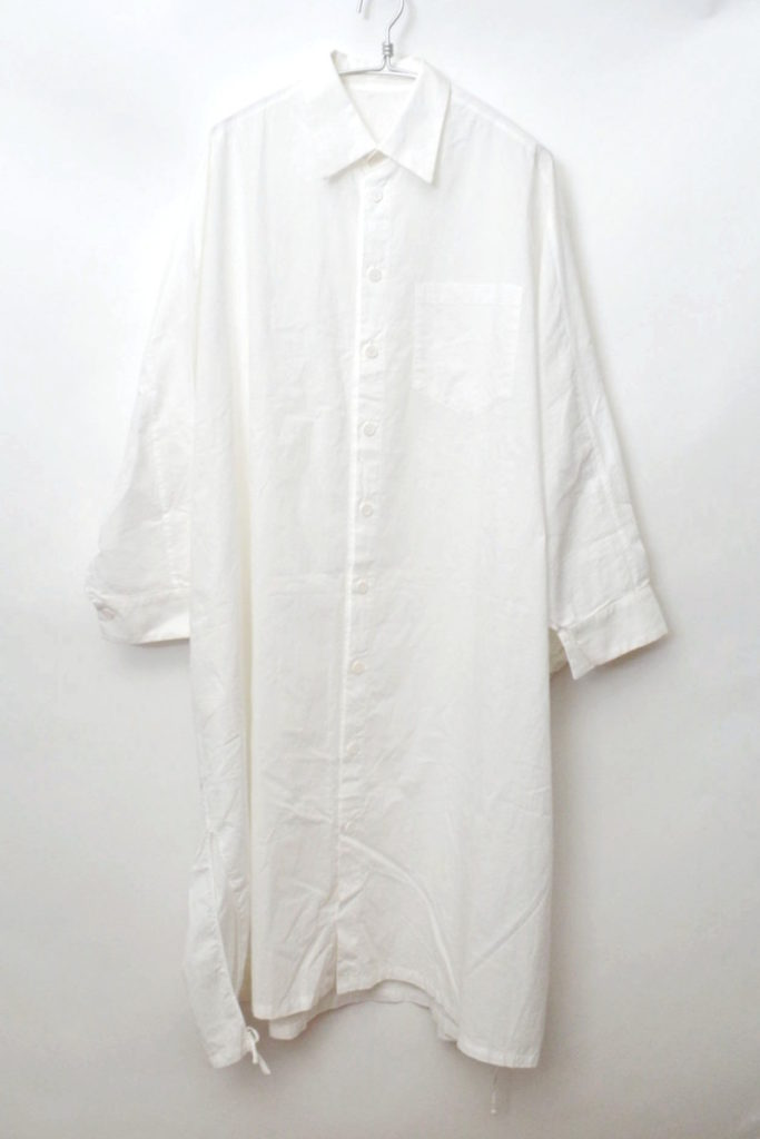 2013SS/コットンオーバーサイズシャツ