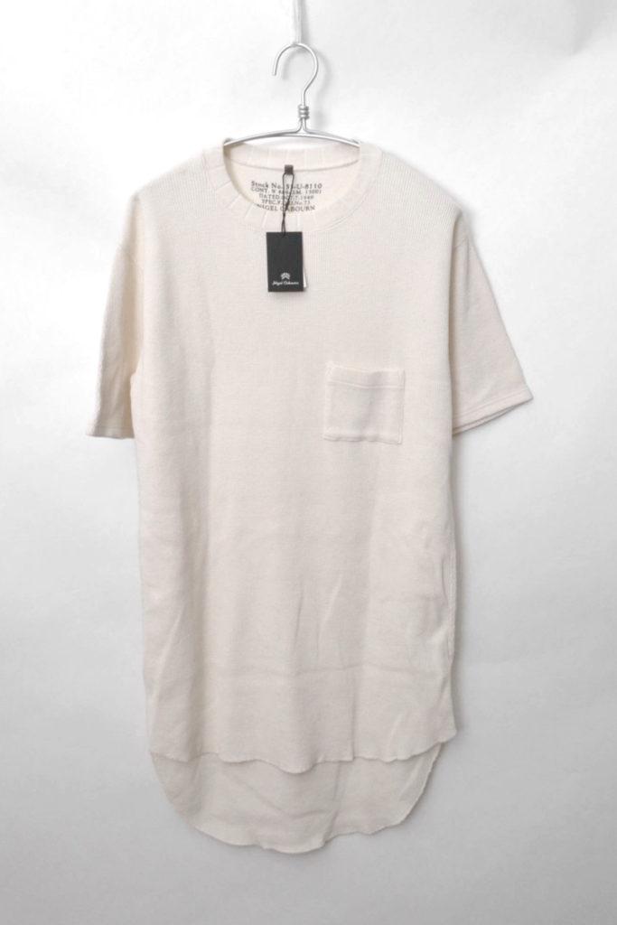2017SS/LONG TEE(THERMAL) サーマル ロングTシャツ ポケット ワッフル