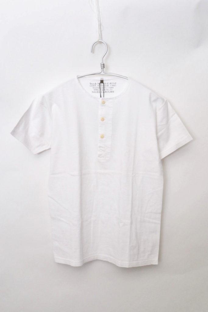 2014SS/BASIC HENLEY ベーシックヘンリー ヘンリーネックTシャツ