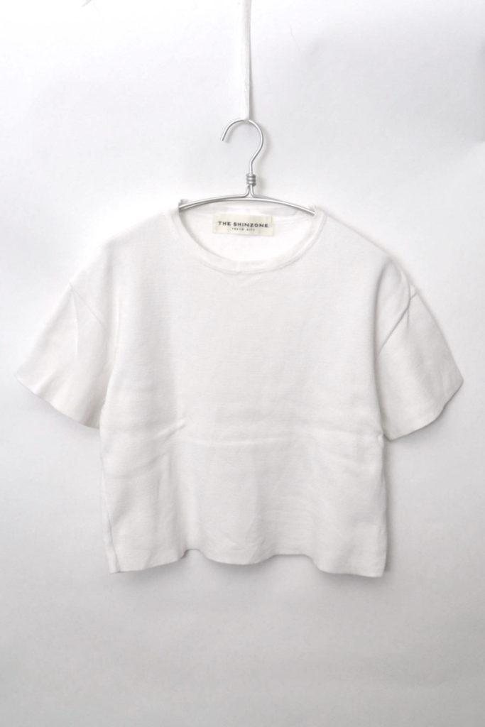 2015SS/コットンミラノリブプルオーバー Tシャツ