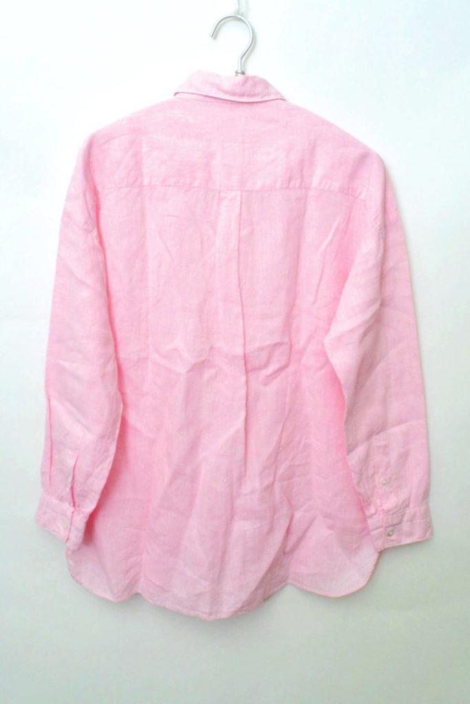 2018SS/LISA GRACE リネンビッグシャツの買取実績画像