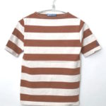 OUESSANT WIDEBORDER ウエッソンワイドボーダー半袖バスクシャツ