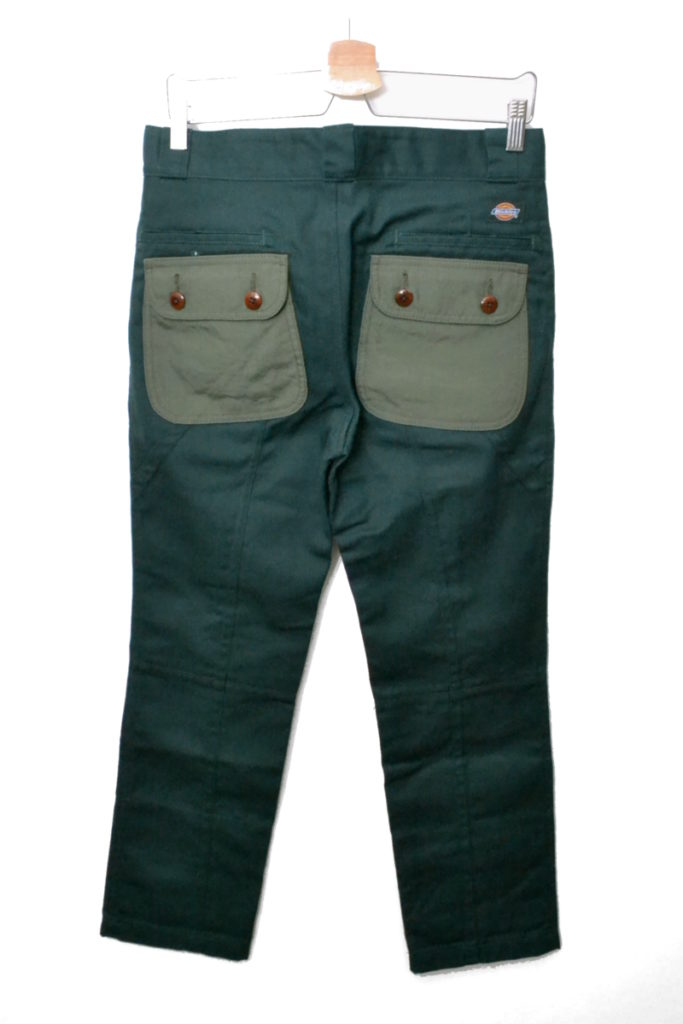 × DICKIES ◆ 2009AW AD2009/再構築 ワークパンツの買取実績画像