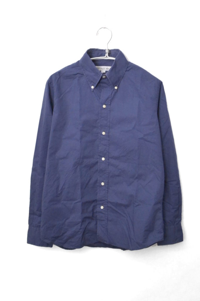 STANDARD FIT スタンダードフィット BDシャツ
