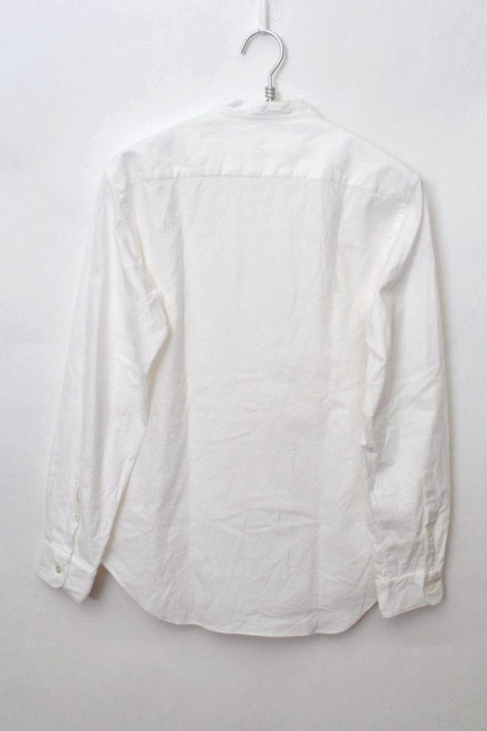 2017/イズミールネルバンドカラーシャツの買取実績画像