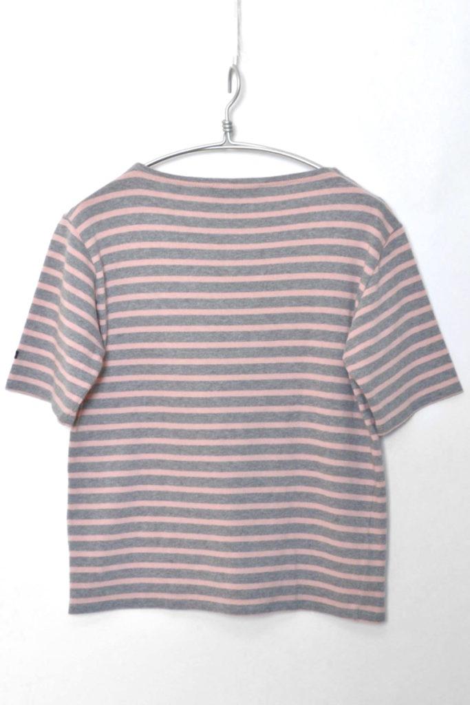 OUESSANT S/S ウエッソン半袖 ボーダーバスクシャツ Tシャツの買取実績画像