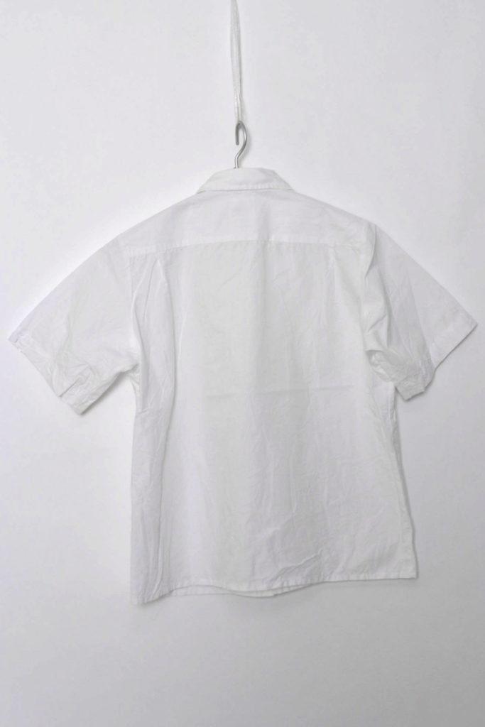2016SS/ コットンラミー 半袖ワークシャツ RASの買取実績画像