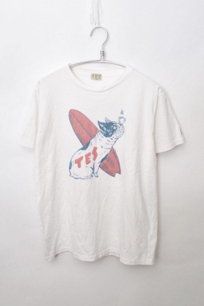 カフェBUHI プリント Tシャツ