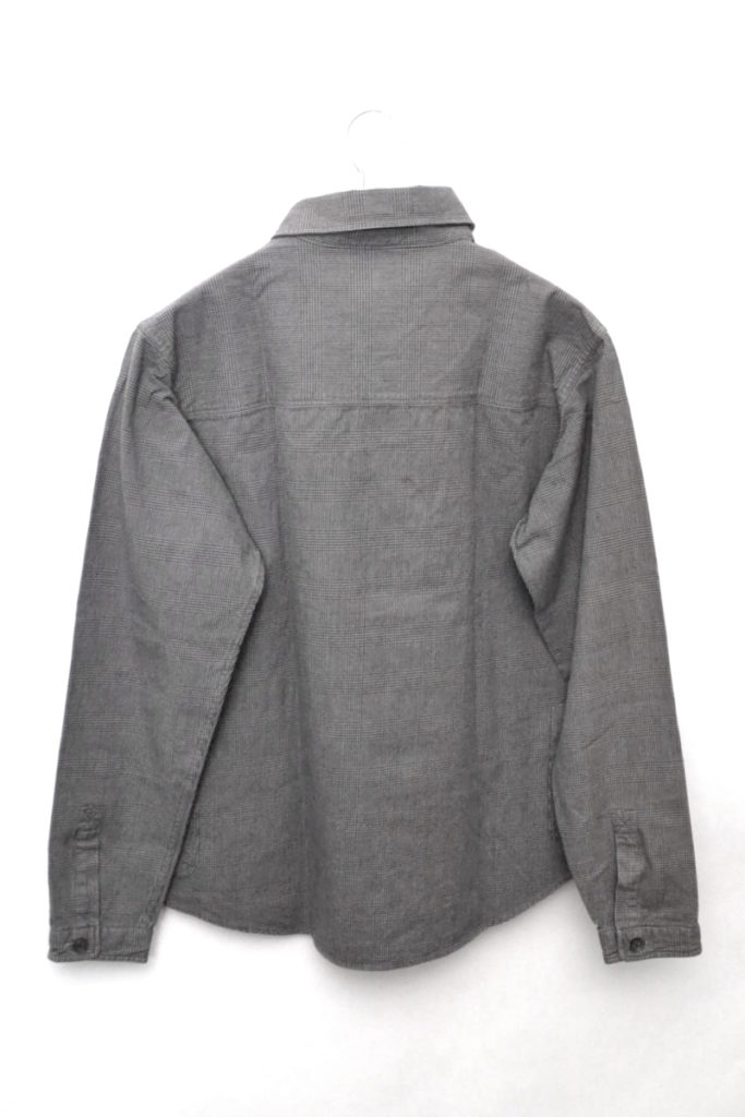 グレンチェック プルオーバーシャツの買取実績画像