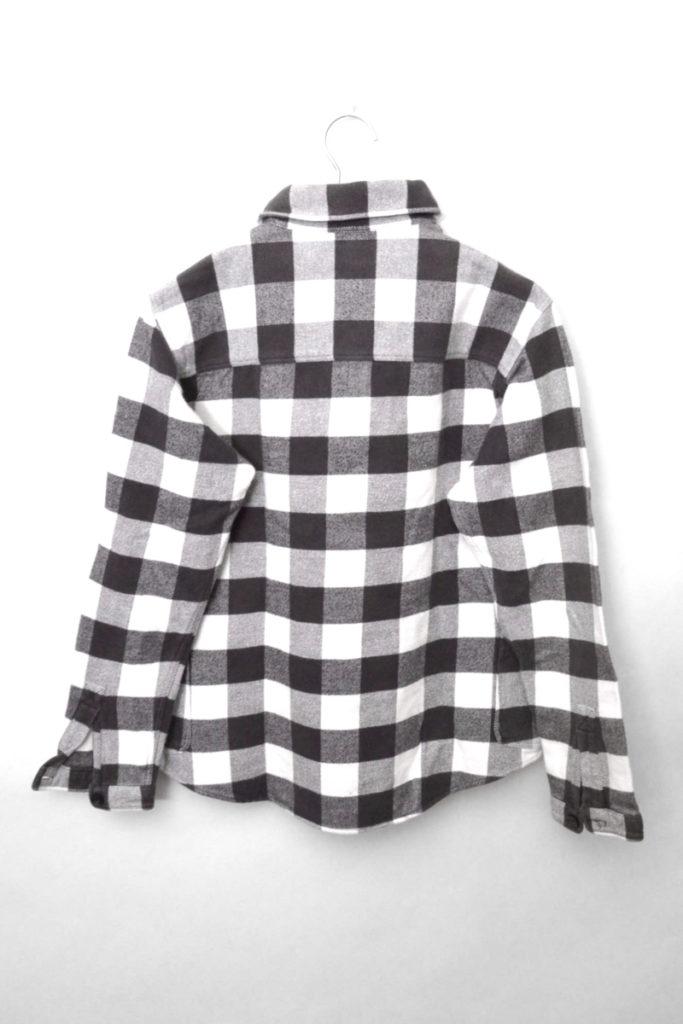 ヘビーウェイトフランネル プルオーバーシャツの買取実績画像
