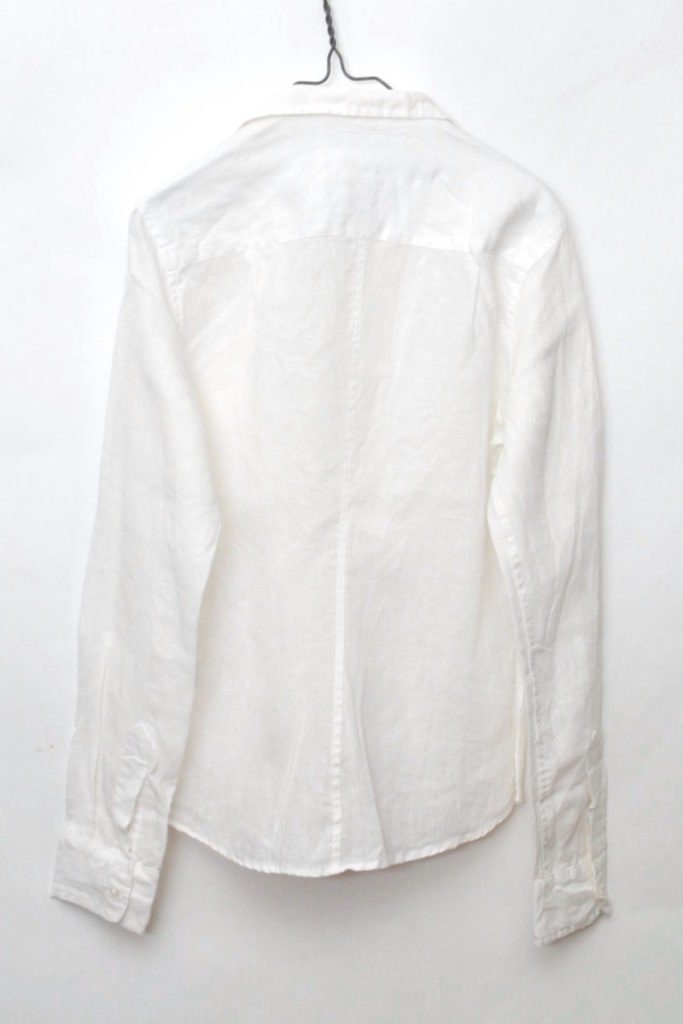 BARRY リネン スキッパーシャツの買取実績画像