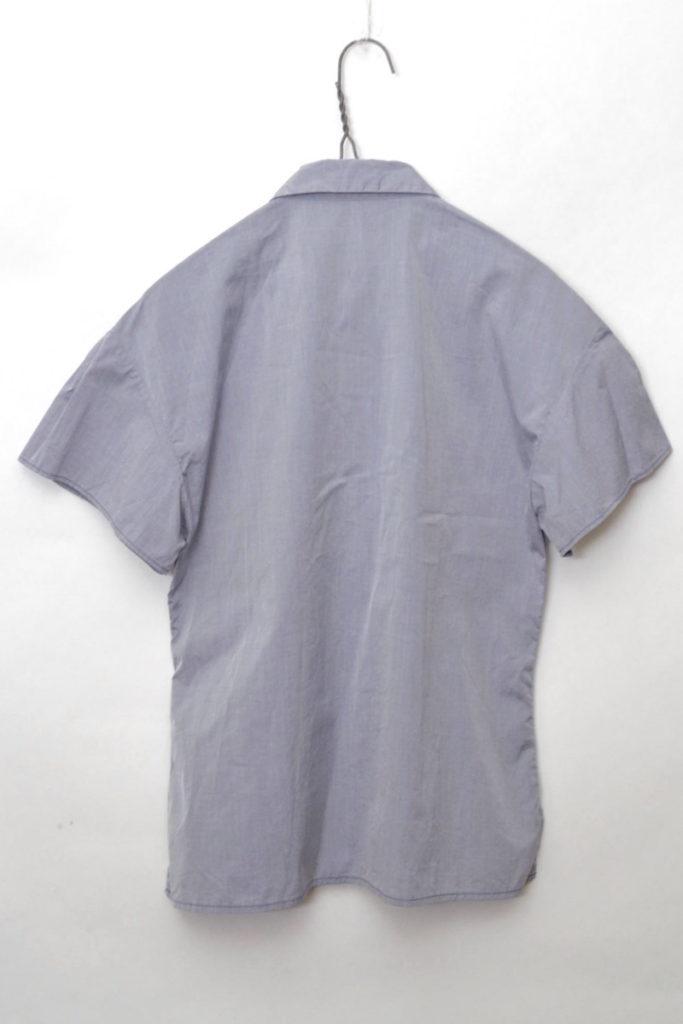 コットンポプリン フレアスリーブ 半袖シャツの買取実績画像
