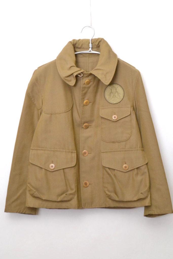 2003AW/ 高密度ウール地 ハンティングジャケット