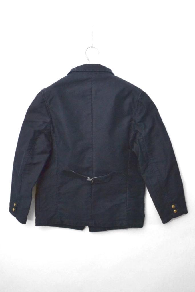ヘビーオンスツイル 金ボタンブレザー ジャケットの買取実績画像