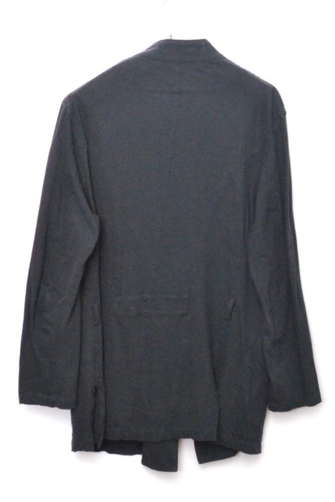 2012SS/ コットンジャージー スタンドカラーコート ジャケットの買取実績画像