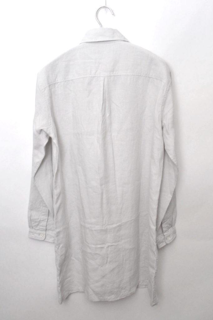 リネン ロングシャツ コートの買取実績画像