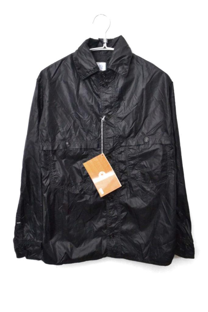 #1193-W CAPE ROYALE NYLON TAFFETA ナイロンタフタ カバーオールジャケット