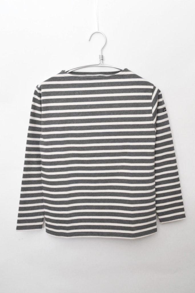 OUESSANT ウエッソンボーダー バスクシャツ