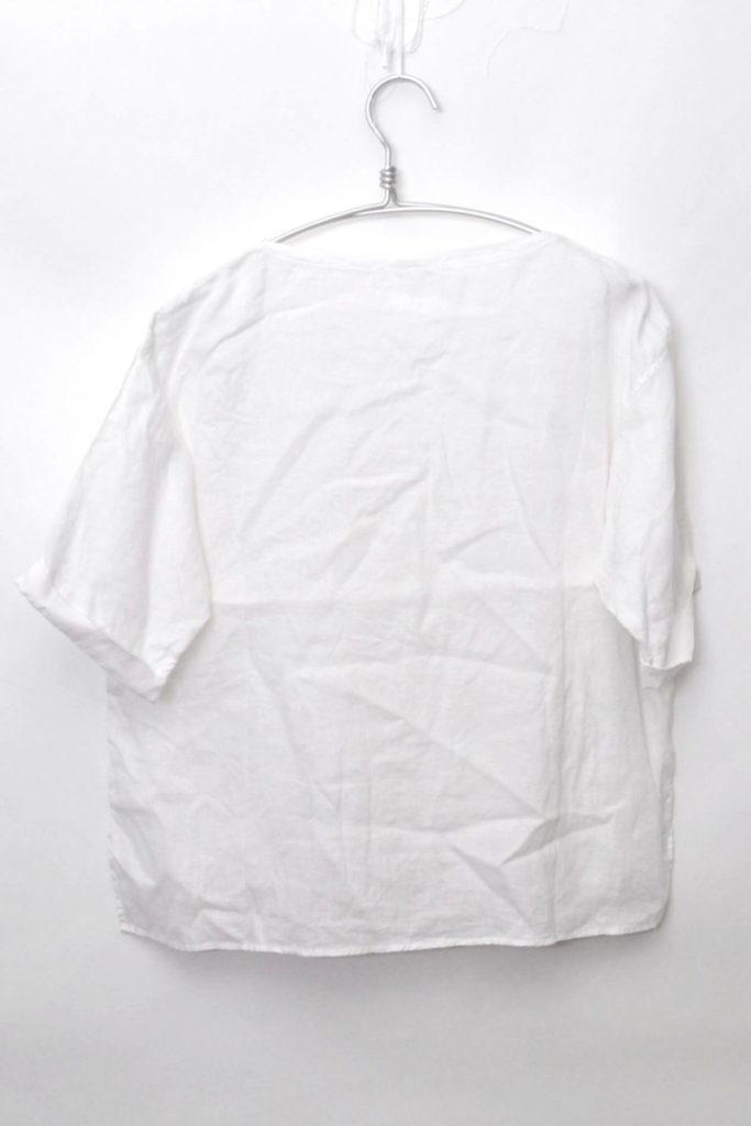 2016SS/ リネンクロスプルオーバーシャツの買取実績画像