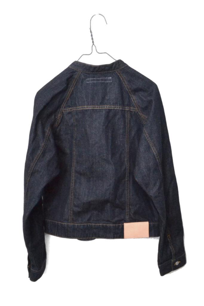 comfort/スタンドカラー デニムジャケットの買取実績画像