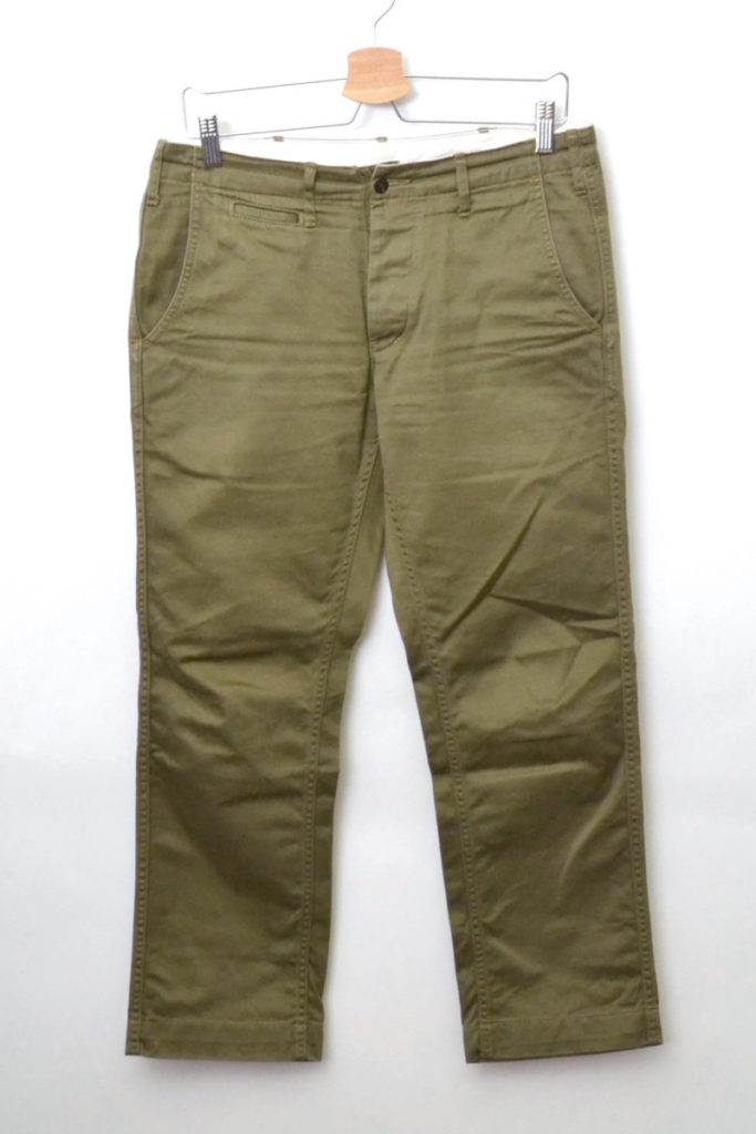 Lot.401 Button fly Modern Chino チノパンツ