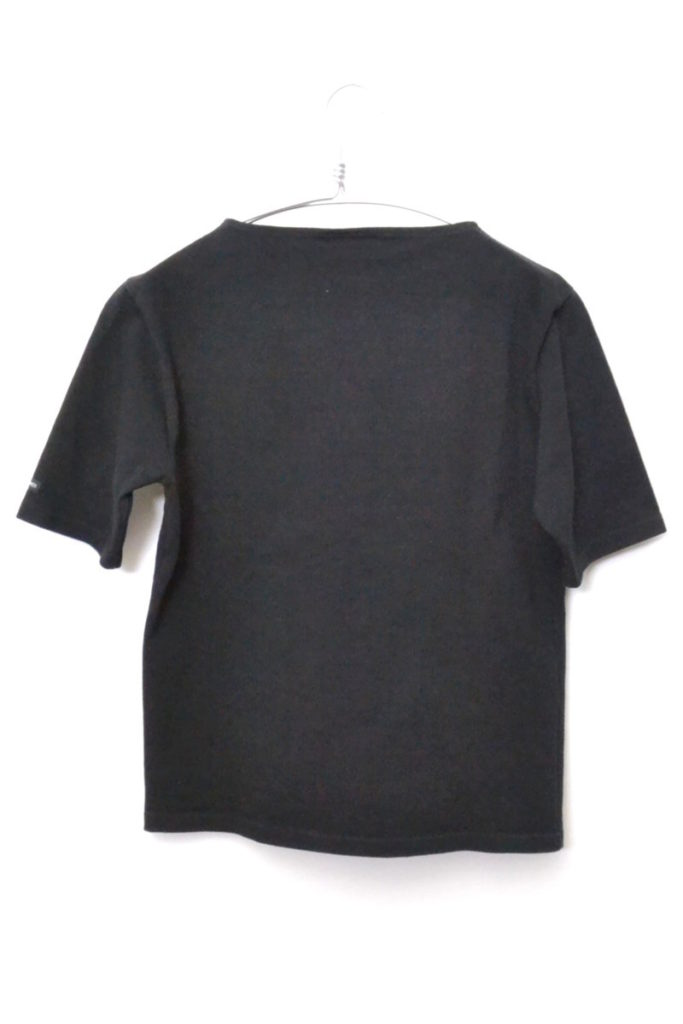 OUESSANT SOLID S/S ウエッソン無地 半袖 バスクシャツの買取実績画像