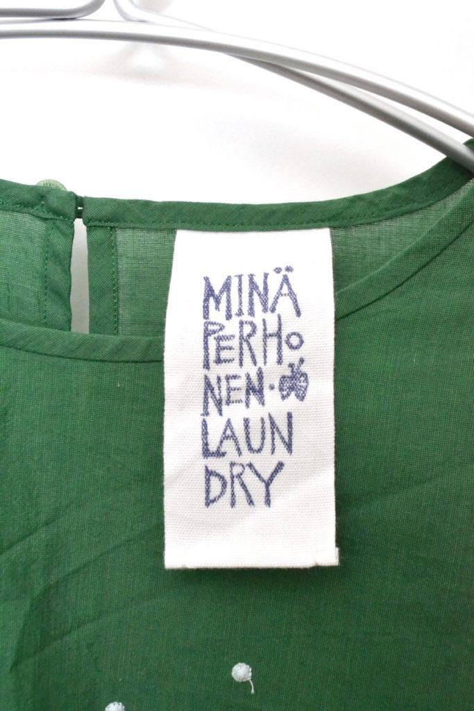 Laundry/hoshi*hana コットンシルク ブラウスの買取実績画像