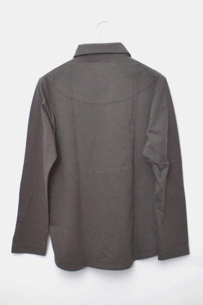 コットン天竺 ダブルボタン プルオーバーシャツ カットソーの買取実績画像
