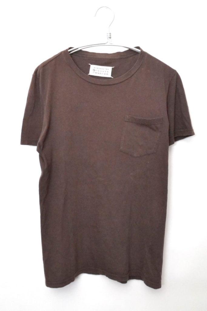 初期 イタリア製 斜めポケットTシャツ