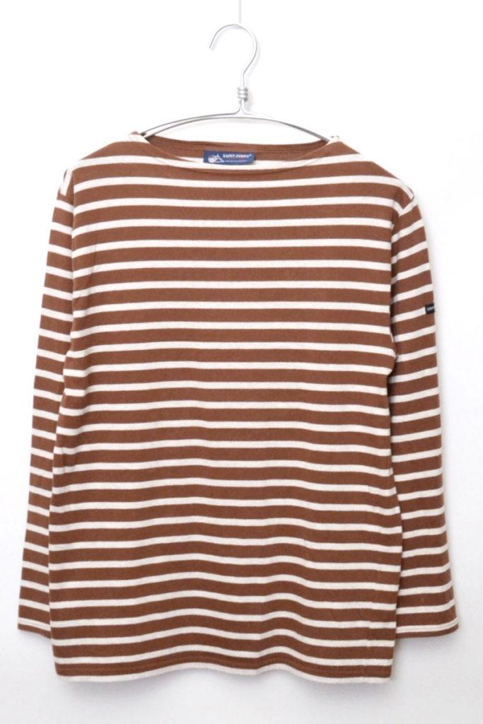 MORLAIX モーレ ボーダーバスクシャツ