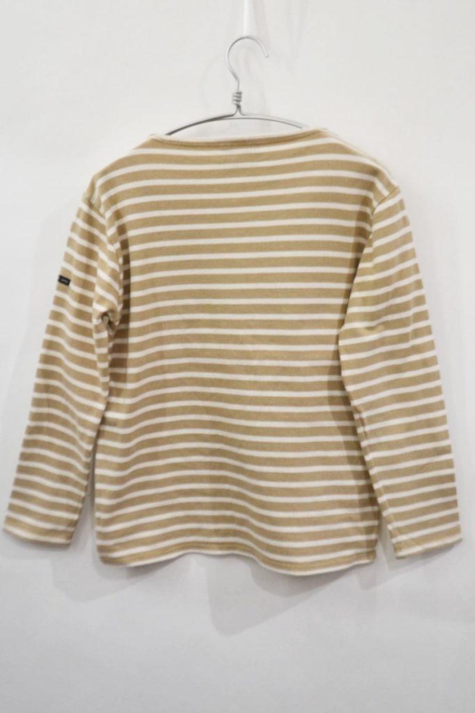OUESSANT ウエッソンボーダーバスクシャツの買取実績画像