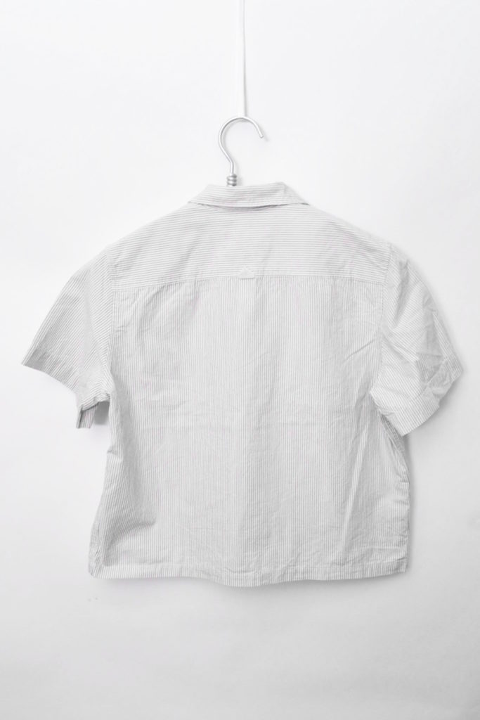 オープンカラー半袖シャツの買取実績画像
